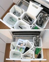 Deep Kitchen Drawer Organizers