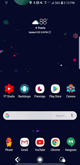 10 Awesome Free Dark Themes For Your Galaxy S9 Android