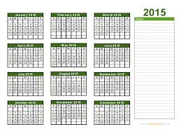 blank calendar 2015 2015 calendar blank printable calendar template in pdf word excel