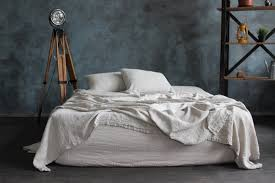 stone washed linen bedding. Simple Stone Image 0 For Stone Washed Linen Bedding P