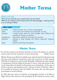 literature grade biography mother teresa english  essay on mother teresa for kids mother teresa childhood in telugu language the best mother 2017