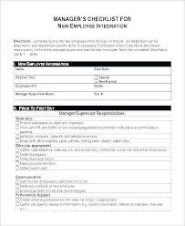 New Hire Orientation Template New Employee Orientation