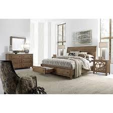 Queen bedroom sets with storage Popular Audrey 5piece Queen Storage Bedroom Set Costco Wholesale Queen Bedroom Sets Costco
