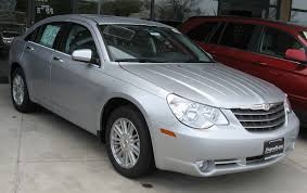 File:2007-Chrysler-Sebring-sedan.jpg - Wikimedia Commons
