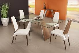 dining room chairs mobil fresno: hyper table with magnum chairs by elite modern