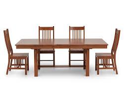 mission ii 5 pc dining room set