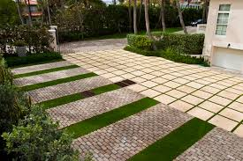 right paving for your garden