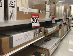 next week target is introducing a new home line called project 62 and i think they are making room for all the new s by clearing out a ton of the