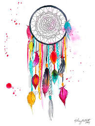 Colorful Dream Catcher Tumblr