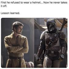 The first season of the mandalorian was received with largely positive reception from both critics and users. 30 Of The Best Mandalorian Season 2 Memes We Had Time To Find