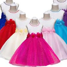 Flower <b>Girls</b> Dress Children Kids Dresses For <b>Teens Girls Summer</b> ...