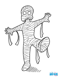 Small Picture Living dead mummy coloring pages Hellokidscom