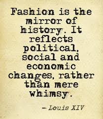 Fashion Is The Mirror Of History Louis Xiv Blind Date With Louis