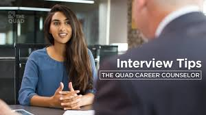 Career Interview Tips Interview Tips The Quad Career Counselor The Quad Magazine