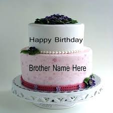 Birthday Wishes For Sister Name On Cake Smartlaborg