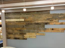 Tobacco Barn Grey Wood Wall Covering