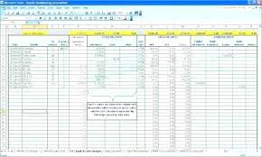 Budget Proposal Template Excel Project Accounting Template Excel