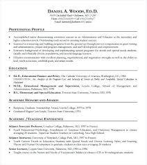 Sample Teacher Resume Template Special Education Teacher Resume