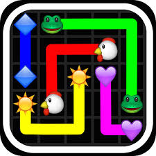 Just let them play and you will see how your kids just create a connections between dots and solve the puzzles. Link Jewels Draw Pipe Lines Between The Dots Game Apk Download For Free In Your Android Ios