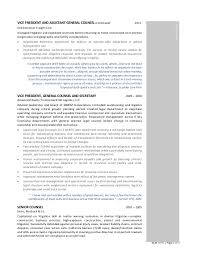 statebarnotes 2 general counsel resume