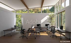 Image Milpitas Contemporary Bright Empty Eco Office Workspace Interior Design Ideas Contemporary Bright Empty Eco Office Workspace Buy This Stock