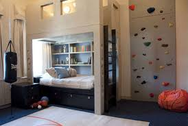Fair Cool Boys Bedrooms In Fireplace Creative Kids Coolest Bedroom