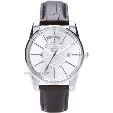 "men s royal london day date watch 41133 01 watch shop comâ""¢ 41133 01 image 0"