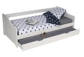 trailee trundle bed frame with pull out
