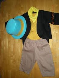 Small Picture Jiminy Cricket from Pinocchio Costume with Wellington Style Top
