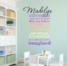 Decor Designs Decals Classy 32 Always Remember Wall Decal Decor Designs Decals 32