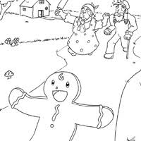 Small Picture The gingerbread man free fable