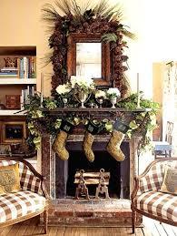 rustic fireplace ideas mantel decor summer decorating christmas walls e31 fireplace