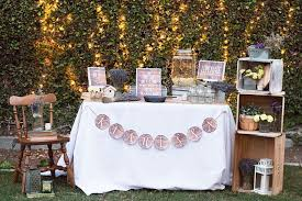 21st garden birthday party dessert table decor