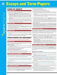 com literary terms sparkcharts sparknotes essays and term papers sparkcharts