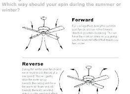 ceiling fan rotation direction of fan in winter ceiling fan winter rotation ceiling fan rotates in