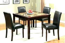 dining table set with dining set marble dining table and chairs round marble dining dining table set