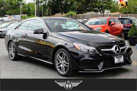 $59,000 the one featured in this video is $70,660. 2017 Used Mercedes Benz E Class E550 Rwd Coupe W Sport And Premium 2 Package Navigation At Motorworld Serving Frederick Md Iid 20163160