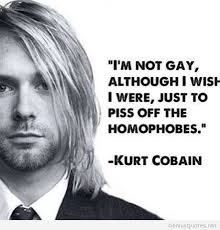 Kurt Cobain Quotes Best Kurt Cobain Quotes