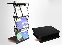Folding Book Display Stand