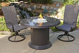 fire pit table set designodel