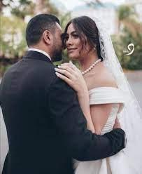 شاهد .. تامر حسنى واحمد جمال يشعلان حفل زفاف الفنانة هاجر أحمد - الجمال.نت