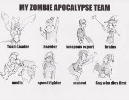 zombieapocalypsememe - DeviantArt via Relatably.com