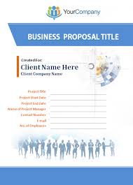 Businessproposaltemplatemsword Office Templates Pinterest Best Proposal Template Microsoft Word