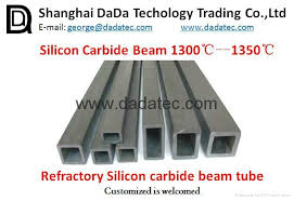 refractory silicon carbide square refractory kiln furniture supplier