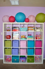 Adorable Wood Storage Shelving Plus Furniture Archaic Ikea Kid Playroom  Furniture Design Using Paper Lantern Wall