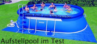 Die Besten Aufstellpool´s & Zubehör Im Test 2020 - Aufstellpool-kaufen.net
