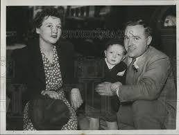 Harvey Corliss Mrs Hilda Smith & Peter Benoit 1942 Vintage Press Photo  Print   Historic Images