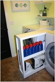 Washer Dryer Shelf Laundry Shelf Over Washer Dryer Laundry Makeover Diy Wall Shelves