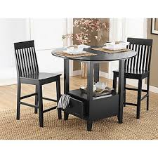 McLeland Design 3-Pc. Counter-Height Dining Set Fingerhut -