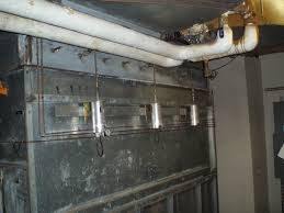 Air Conditioning Plenum Design Consulting Specifying Engineer Ahus In Hvac System